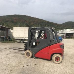 Školenie obsluhy vysokozdvižného vozíka - do 5 ton W1
