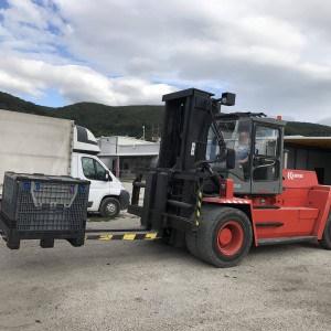 Školenie obsluhy vysokozdvižného vozíka - nad 5 ton W2